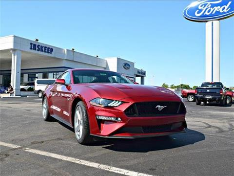 2019 Ford Mustang for sale in Greenfield, IN