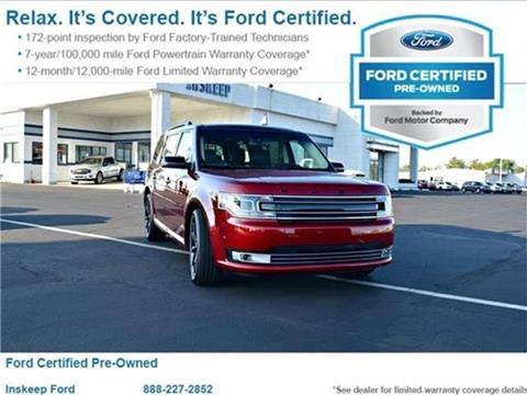 2019 Ford Flex for sale in Greenfield, IN