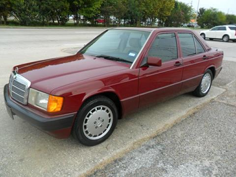 1992 Mercedes-Benz 190-Class for sale in Houston, TX