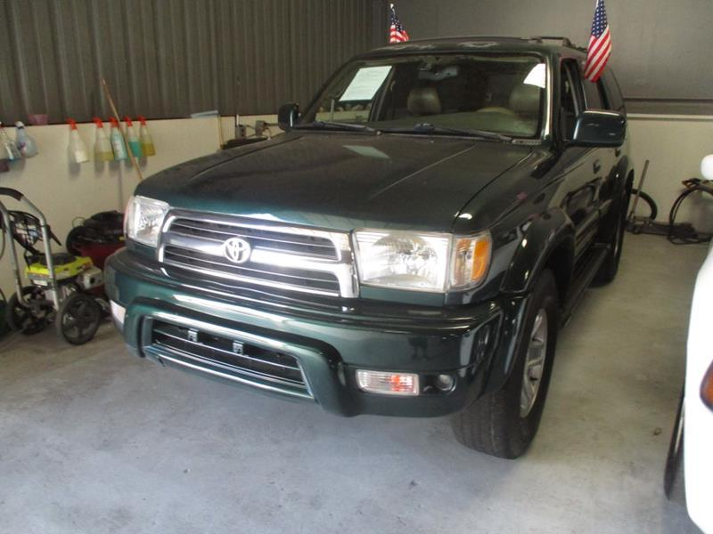 1999 Toyota 4Runner For Sale At JJJ Auto Sales In Houston TX