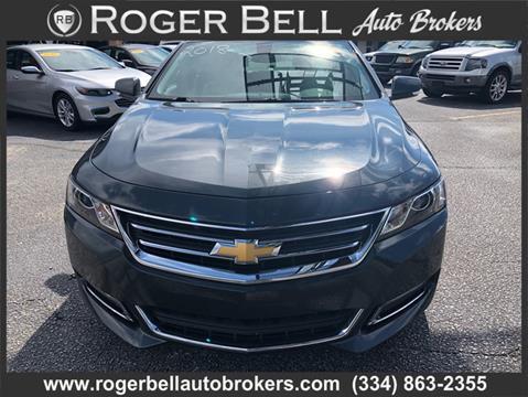 2018 Chevrolet Impala for sale in Roanoke, AL
