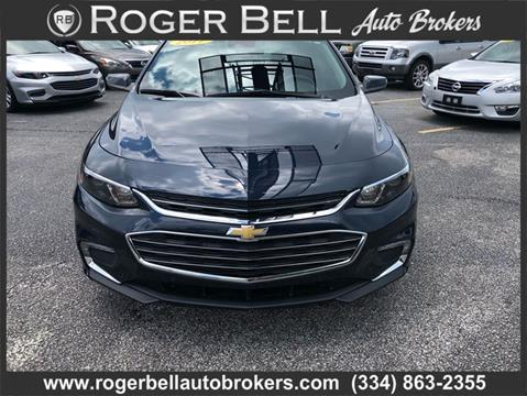 2017 Chevrolet Malibu for sale in Roanoke, AL