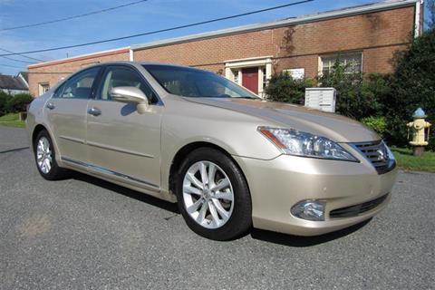 2011 Lexus ES 350 for sale in Fredericksburg, VA