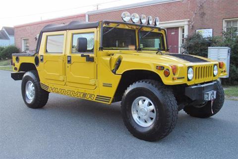 2000 AM General Hummer for sale in Fredericksburg, VA