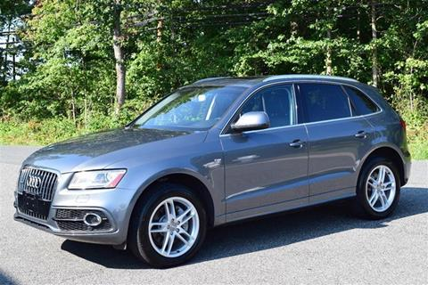 2014 Audi Q5 for sale in Fredericksburg, VA