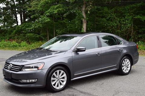 2013 Volkswagen Passat for sale in Fredericksburg, VA