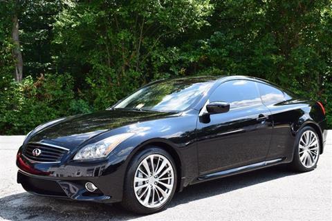 2013 Infiniti G37 Coupe for sale in Fredericksburg, VA