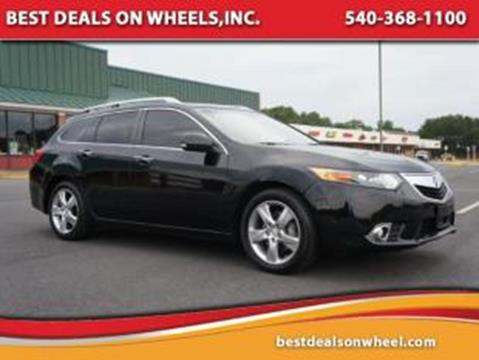 Acura TSX Sport Wagon For Sale In San Clemente CA - Acura tsx sport wagon accessories