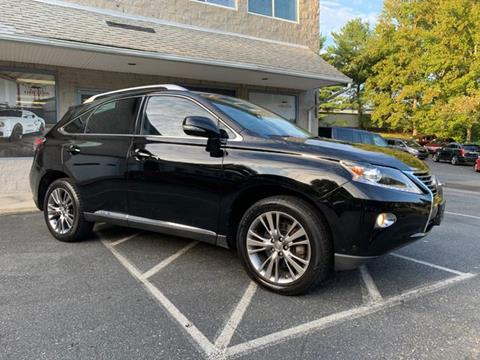 2013 Lexus RX 450h for sale in Stafford, VA