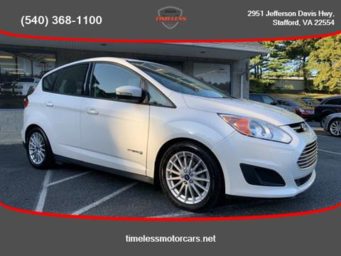 2015 Ford C-MAX Hybrid for sale in Stafford, VA
