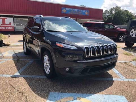2015 Jeep Cherokee for sale in Winnsboro, LA