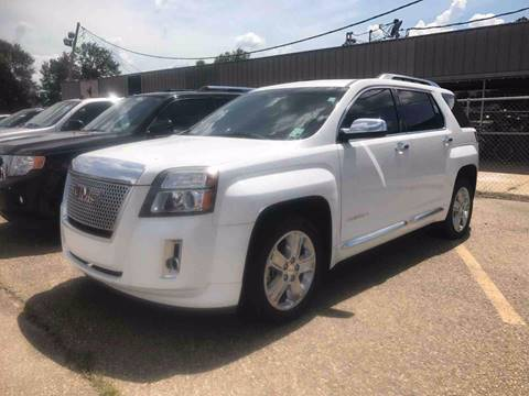 2013 GMC Terrain for sale in Winnsboro, LA