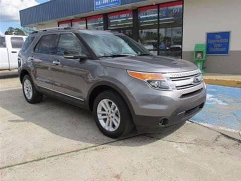 2013 Ford Explorer for sale in Winnsboro, LA