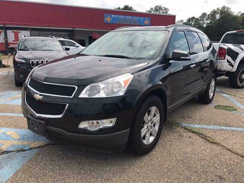 used 2012 chevrolet traverse for sale in louisiana. Black Bedroom Furniture Sets. Home Design Ideas
