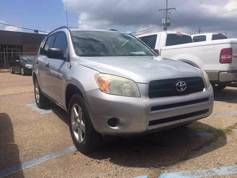 2008 Toyota RAV4 for sale in Winnsboro, LA