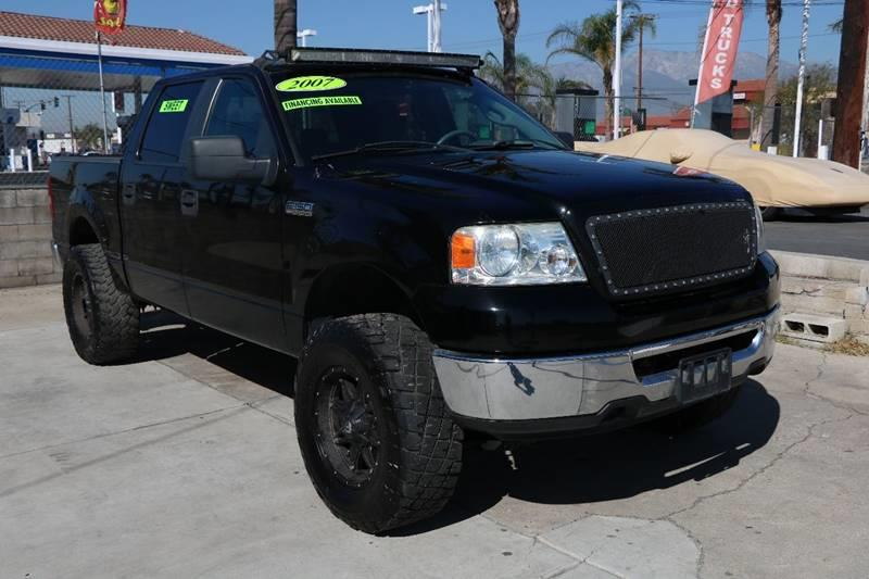 2007 ford f-150 xlt in fontana ca - viza auto group