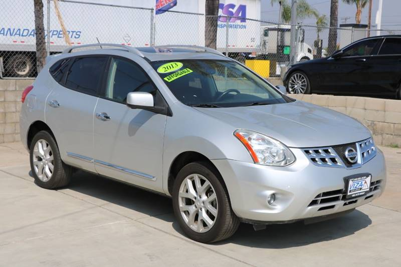 2013 Nissan Rogue For Sale At Viza Auto Group In Fontana CA