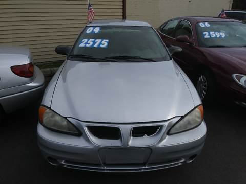 2004 Pontiac Grand Am for sale in Redford, MI