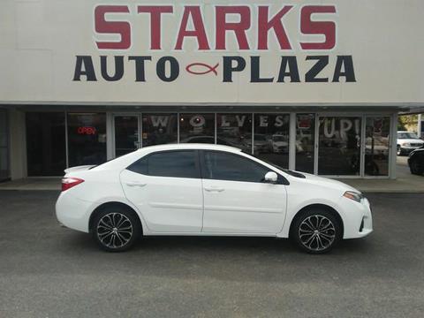 2015 Toyota Corolla for sale in Jonesboro, AR