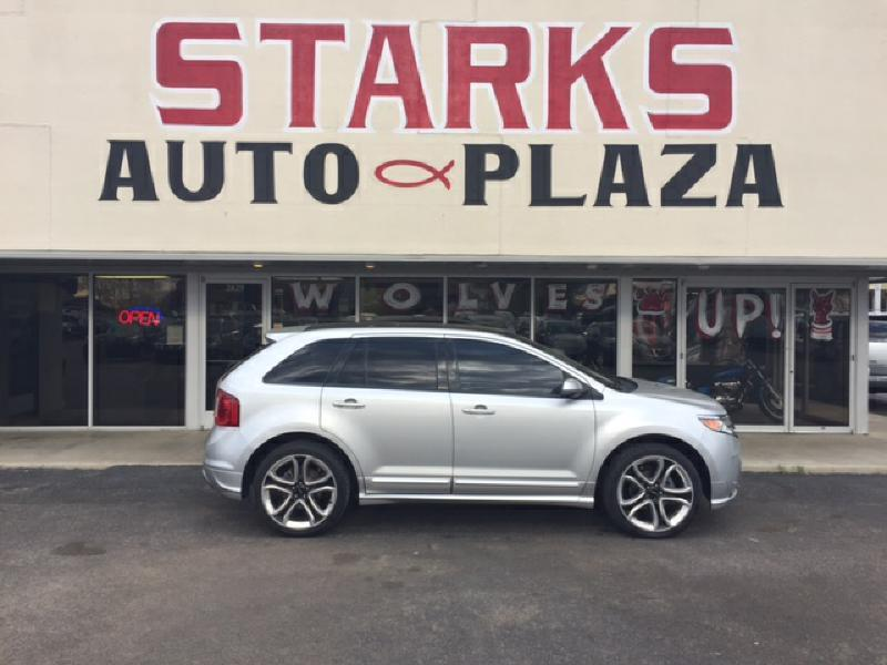 2013 ford edge sport in jonesboro ar - starks auto plaza