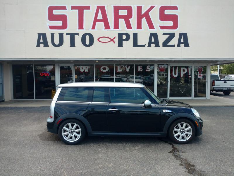 2012 MINI Cooper Clubman for sale at Starks Auto Plaza in Jonesboro AR