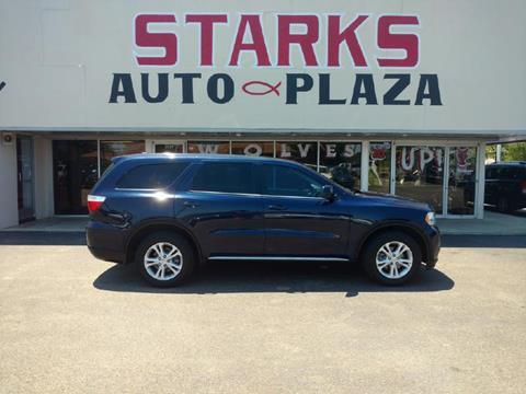 2012 Dodge Durango for sale at Starks Auto Plaza in Jonesboro AR