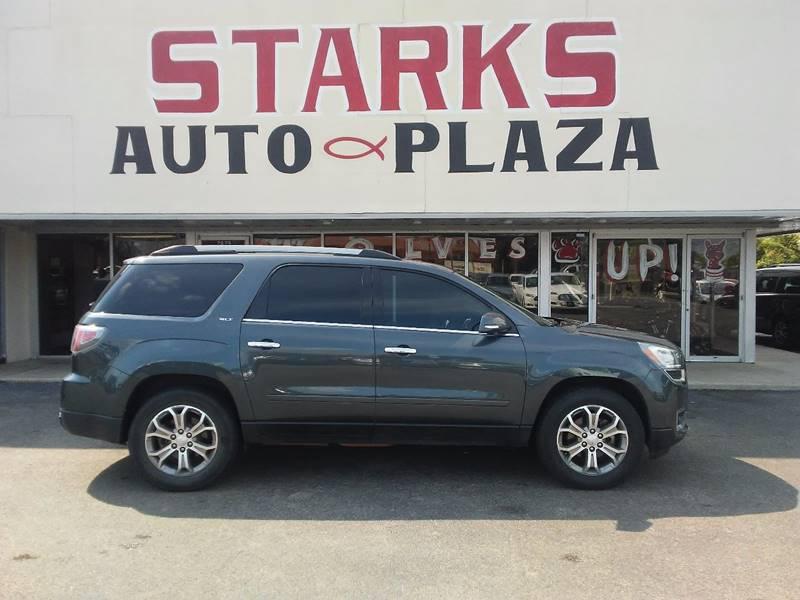 2014 GMC Acadia for sale at Starks Auto Plaza in Jonesboro AR