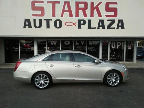 2016 Cadillac XTS for sale at Starks Auto Plaza in Jonesboro AR