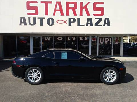 2014 Chevrolet Camaro for sale at Starks Auto Plaza in Jonesboro AR