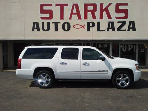 2011 Chevrolet Suburban for sale at Starks Auto Plaza in Jonesboro AR
