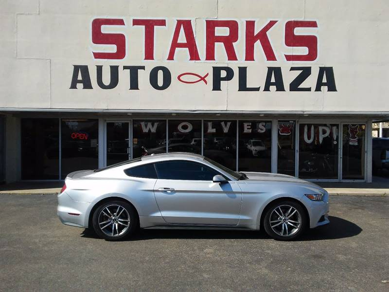 2016 Ford Mustang for sale at Starks Auto Plaza in Jonesboro AR