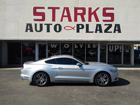 2016 Ford Mustang for sale in Jonesboro, AR