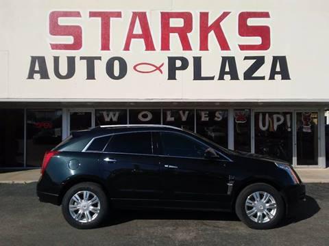 2012 Cadillac SRX for sale at Starks Auto Plaza in Jonesboro AR