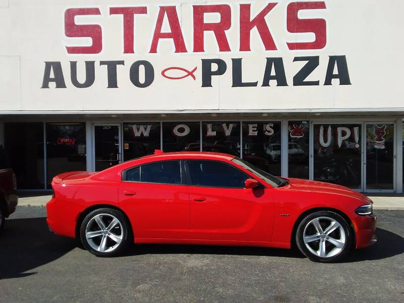 2016 Dodge Charger for sale at Starks Auto Plaza in Jonesboro AR