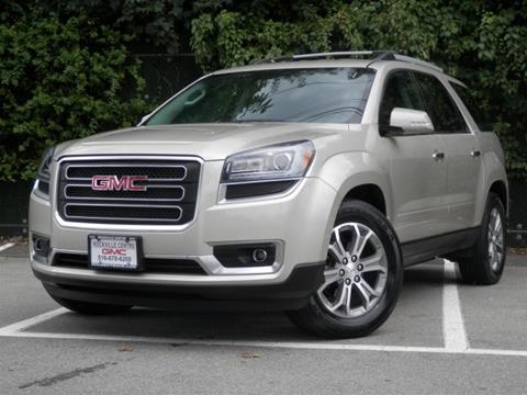 2015 GMC Acadia for sale in Rockville Centre, NY