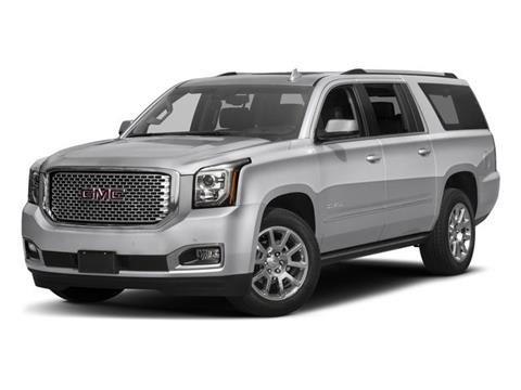 2017 GMC Yukon XL for sale in Rockville Centre NY