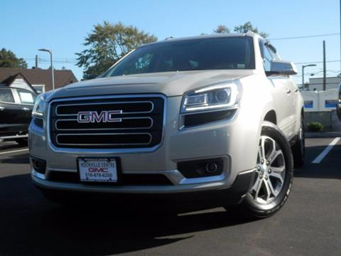 2013 GMC Acadia for sale in Rockville Centre, NY