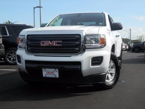 2015 GMC Canyon for sale in Rockville Centre NY
