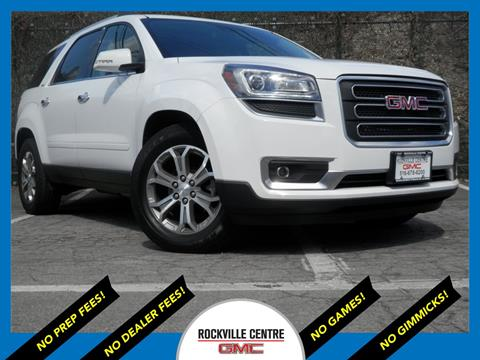 2016 GMC Acadia for sale in Rockville Centre, NY