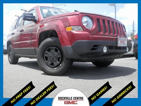 2016 Jeep Patriot for sale in Rockville Centre, NY