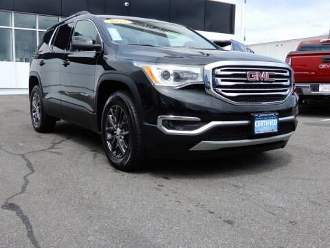 2018 GMC Acadia for sale at Rockville Centre GMC in Rockville Centre NY