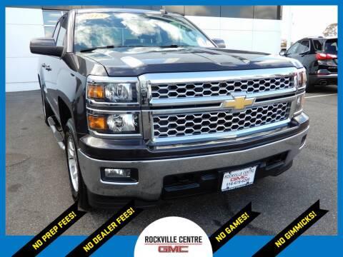 2015 Chevrolet Silverado 1500 for sale at Rockville Centre GMC in Rockville Centre NY