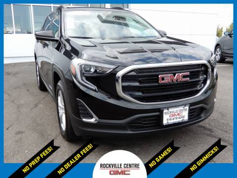 2019 GMC Terrain for sale at Rockville Centre GMC in Rockville Centre NY