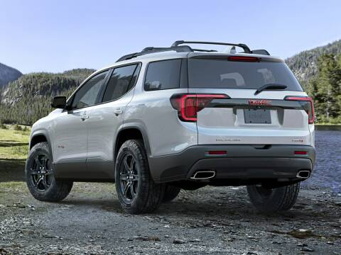 2021 GMC Acadia for sale at Rockville Centre GMC in Rockville Centre NY