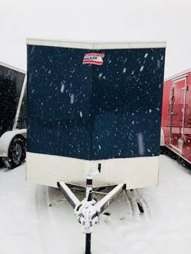 2018 American Hauler 6x12 ENCLOSED for sale in Lockport, NY