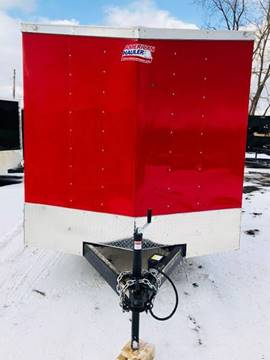 2018 American Hauler 7x16 ENCLOSED for sale in Lockport, NY