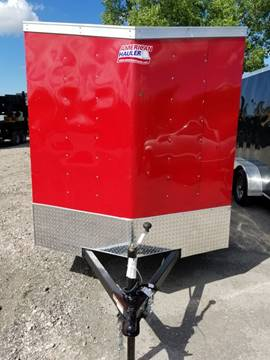2018 American Hauler 6x12 for sale in Lockport, NY