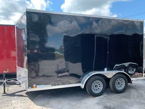 2020 Cargo Mate 7 x 14 + 6 for sale in Lockport, NY