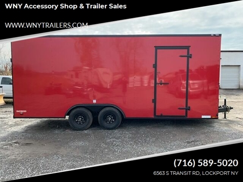 2020 Cargo Mate 8.5 x 20 for sale in Lockport, NY