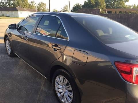 2012 Toyota Camry for sale in Lafayette, LA